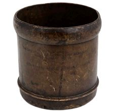 Authentic Brass Grain Measuring Cup