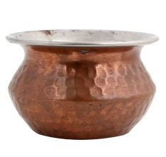 Hand Hammered Copper Cooking pot