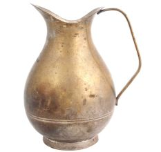Solid Brass Golden Jug Pitcher For home Decoration