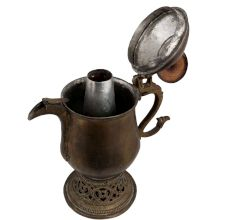 Traditional Brass Samovar Kashmiri Tea Pot