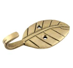 Brass Betal Leaf Shape Hook