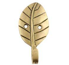 Brass Betal Leaf Shape Hook