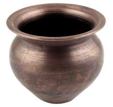 Brass Lota Holy Water Pot For Temple Decoration