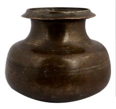 Indian Hindu Shrine Brass Holy Water pot