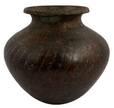 Brass Hindu Ritual Holy Water Pot