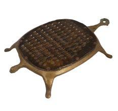 Old Tortoise Shaped Coconut Grater