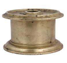 Brass Round Pot Brass Showpiece Collectors