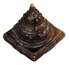 Brass Shree Yantra Pooja Accessory