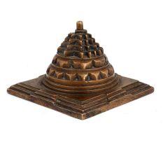 Divine Brass Shree Yantra For Vastu Benefits