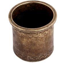 Brass Panchamrita Holy Water Cup For Worship