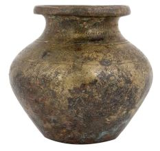 Brass Holy Water Pot For Home Worship