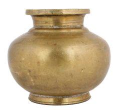 Brass Hindu Religious Water Pot