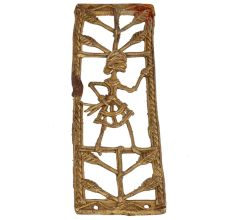 Polished Rectangular Brass Metal Decor Ideas For Your Home Improvement