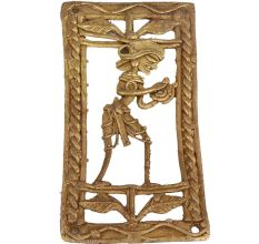 Fascinating Feminine And Cymbal Decor Product Made From Brass