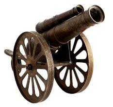 Canon Big On A Wheel