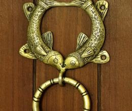 A Brief History Of Door Knockers